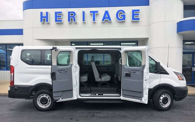 2019 Transit 350 Low Roof 4x2,  Passenger Wagon #KKA14622 - photo 12