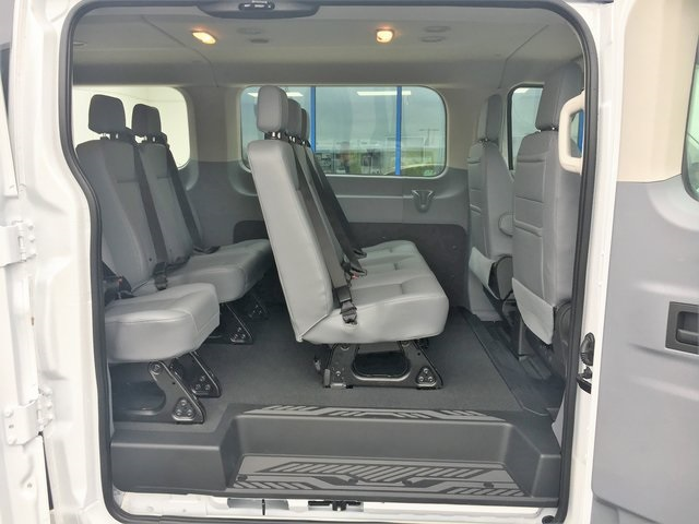 2019 Transit 350 Low Roof 4x2,  Passenger Wagon #KKA14622 - photo 13
