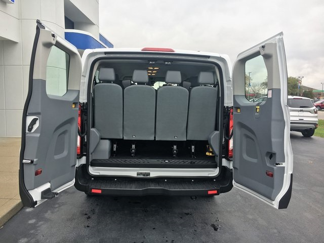 2019 Transit 350 Low Roof 4x2,  Passenger Wagon #KKA14622 - photo 10
