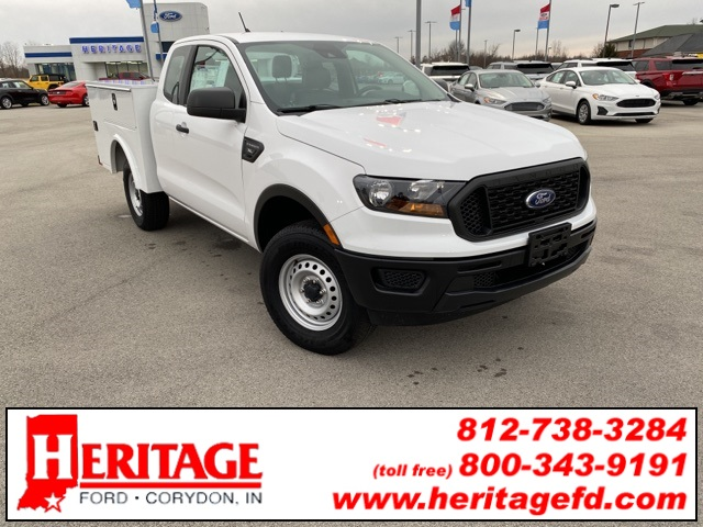 2019 Ford Ranger Super Cab 4x2, Knapheide Service Body #KLA71950 - photo 1