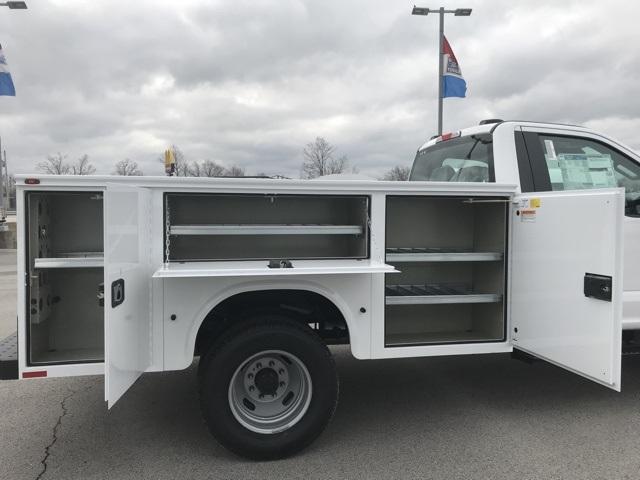 2020 F-350 Regular Cab DRW 4x4, Knapheide Steel Service Body #LED13157 - photo 6