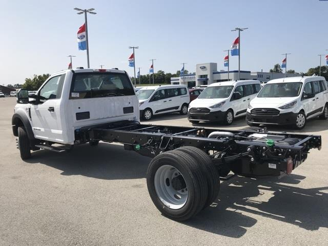 2020 Ford F-550 Regular Cab DRW 4x4, Cab Chassis #LEE50980 - photo 1