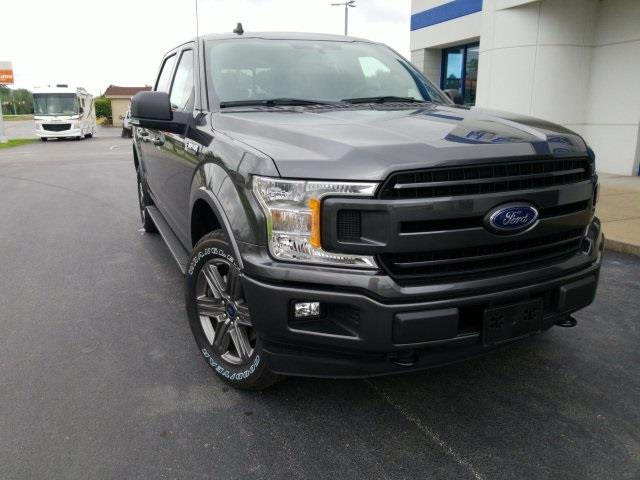2020 F-150 SuperCrew Cab 4x4, Pickup #LFA92722 - photo 3
