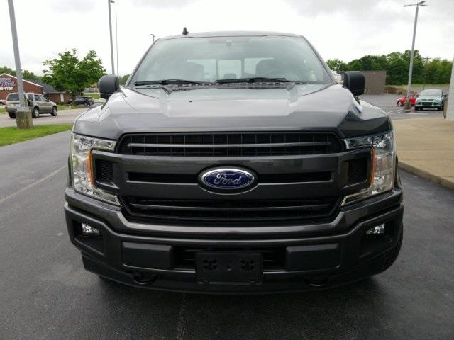 2020 F-150 SuperCrew Cab 4x4, Pickup #LFA92722 - photo 4