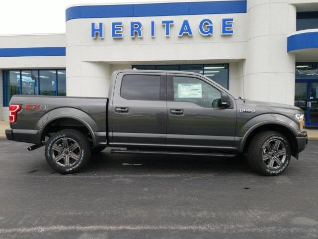 2020 F-150 SuperCrew Cab 4x4, Pickup #LFA92722 - photo 9