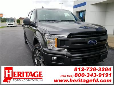 2020 F-150 SuperCrew Cab 4x4, Pickup #LFA92722 - photo 1