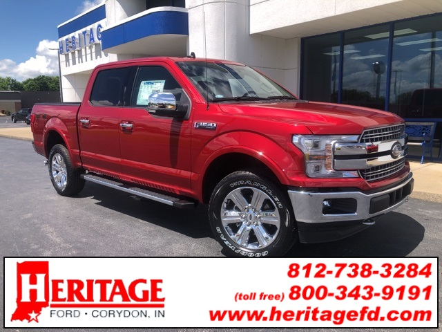 2020 F-150 SuperCrew Cab 4x4, Pickup #LKE03910 - photo 1