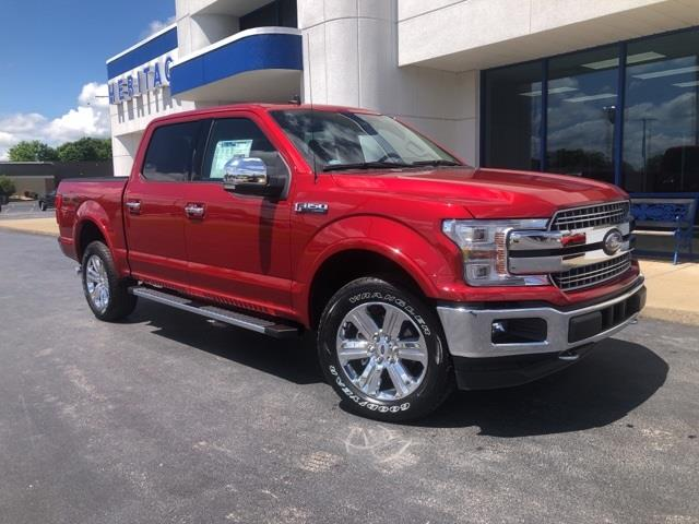 2020 F-150 SuperCrew Cab 4x4, Pickup #LKE03910 - photo 3