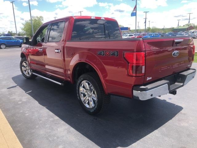 2020 F-150 SuperCrew Cab 4x4, Pickup #LKE03910 - photo 7