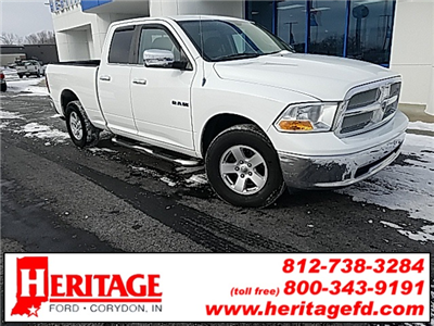 2010 Ram 1500 Extended Cab 4x4 Pickup #S135932T - photo 1