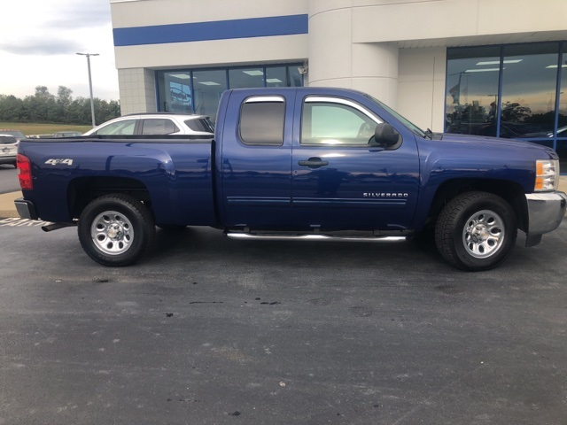 2013 Silverado 1500 Double Cab 4x4,  Pickup #Z303682T - photo 13