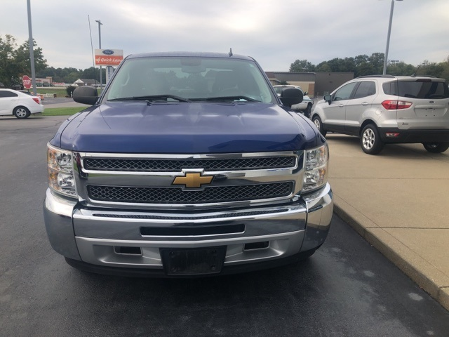 2013 Silverado 1500 Double Cab 4x4,  Pickup #Z303682T - photo 9