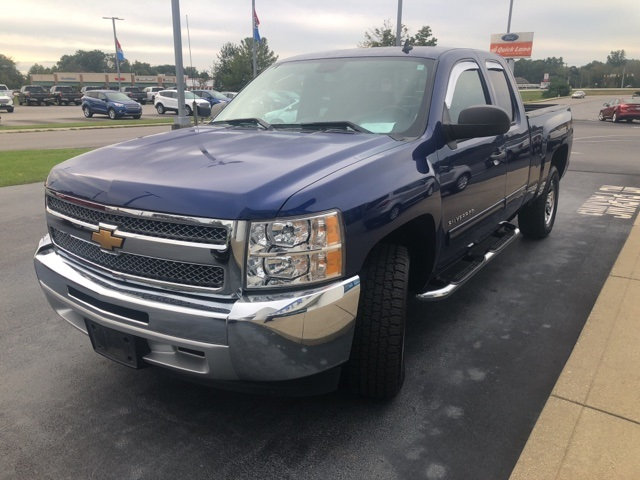 2013 Silverado 1500 Double Cab 4x4,  Pickup #Z303682T - photo 3