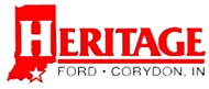 Heritage Ford Inc. logo