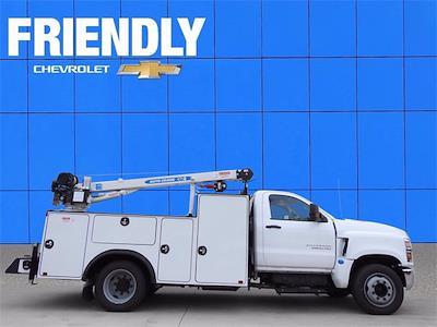 2019 Silverado 5500 Regular Cab DRW 4x2,  Auto Crane Titan Mechanics Body #KH862766 - photo 2