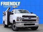 2019 Silverado 5500 Regular Cab DRW 4x2,  Auto Crane Titan Mechanics Body #KH862766 - photo 1