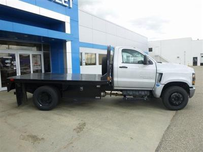 2019 Chevrolet Silverado Medium Duty Regular Cab DRW 4x2, CM Truck Beds RD Model Platform Body #WK036 - photo 3