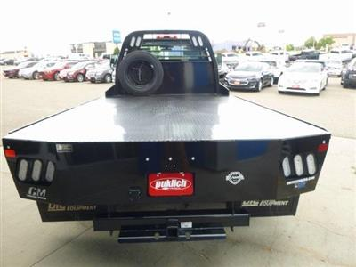 2019 Chevrolet Silverado Medium Duty Regular Cab DRW 4x2, CM Truck Beds RD Model Platform Body #WK036 - photo 2