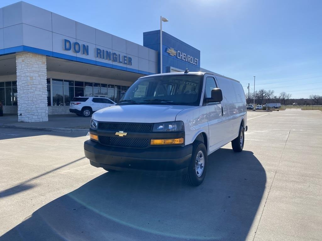 2021 Chevrolet Express 2500 4x2, Empty Cargo Van #1-126 - photo 1
