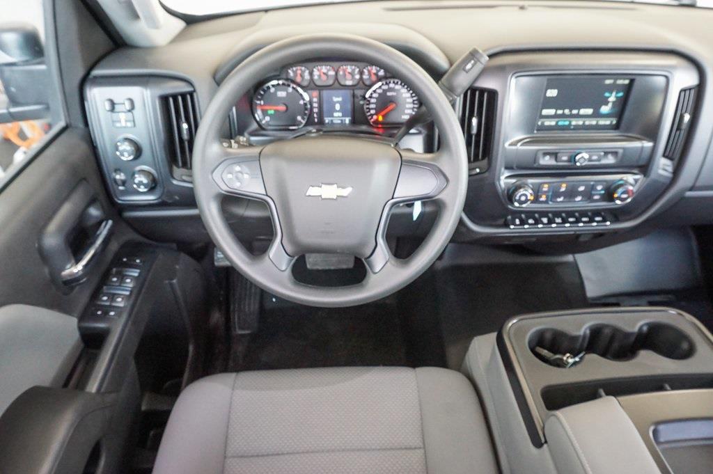 2021 Chevrolet Silverado 4500 Crew Cab DRW 4x4, Cab Chassis #1-251 - photo 11
