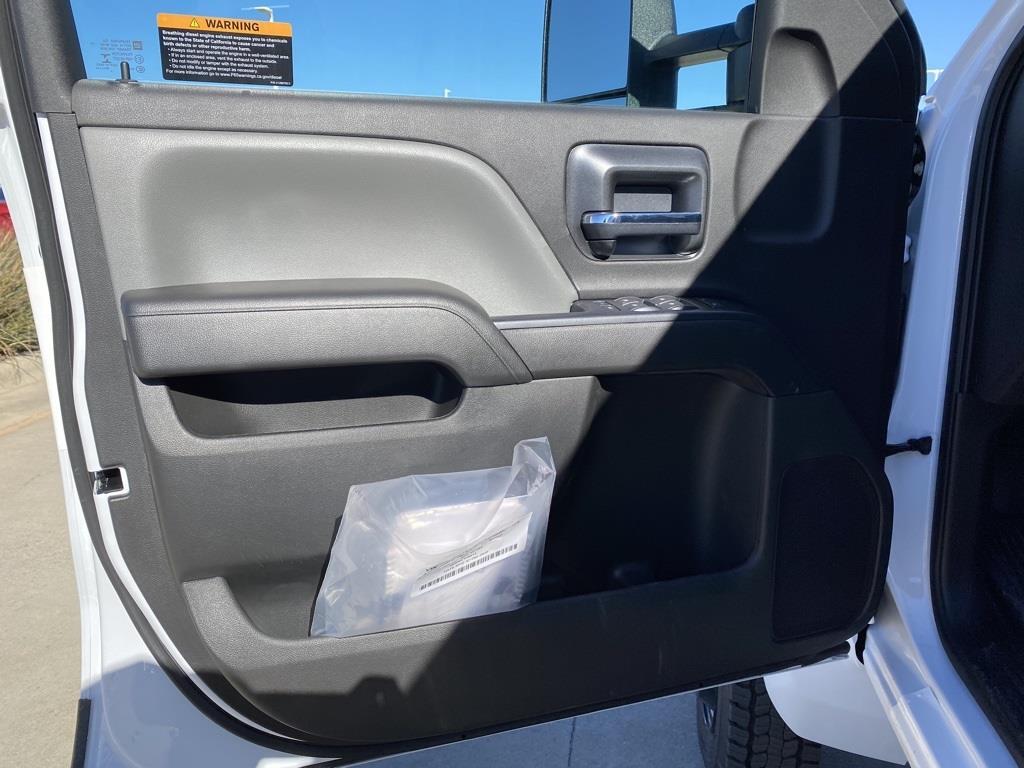 2021 Chevrolet Silverado 4500 Crew Cab DRW 4x4, Cab Chassis #1-251 - photo 13