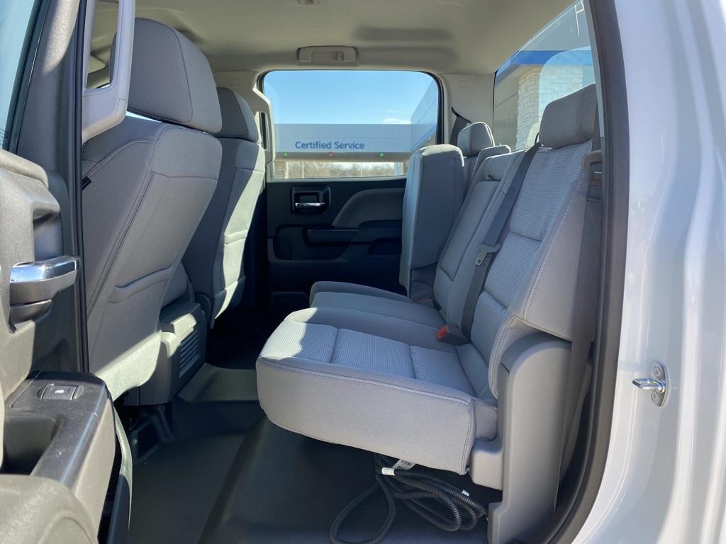 2021 Chevrolet Silverado 4500 Crew Cab DRW 4x4, Cab Chassis #1-251 - photo 14