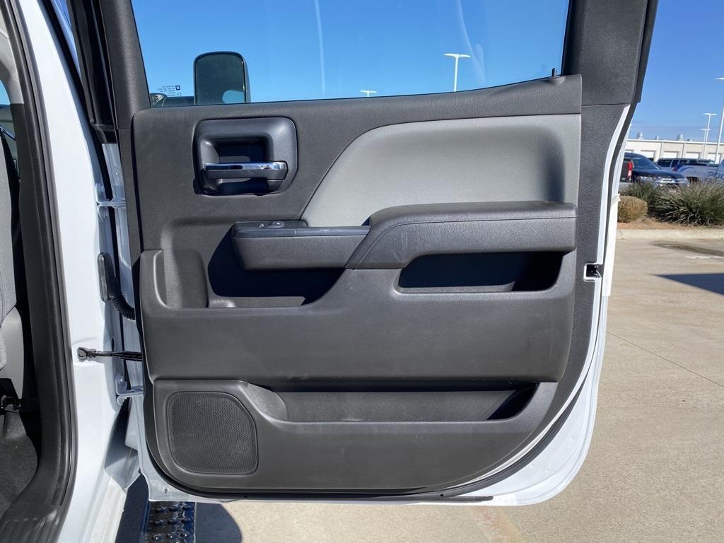 2021 Chevrolet Silverado 4500 Crew Cab DRW 4x4, Cab Chassis #1-251 - photo 17