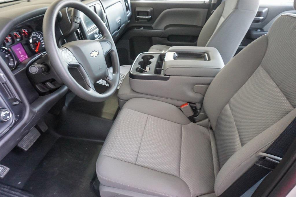 2021 Chevrolet Silverado 4500 Crew Cab DRW 4x4, Cab Chassis #1-251 - photo 8