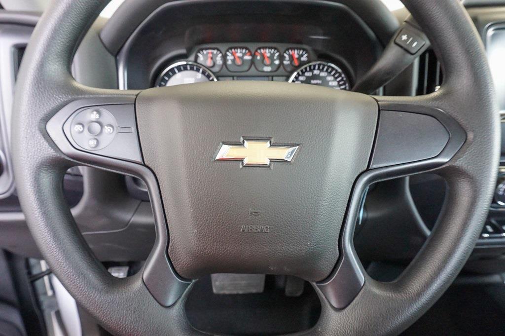 2021 Chevrolet Silverado 4500 Crew Cab DRW 4x4, Cab Chassis #1-251 - photo 9