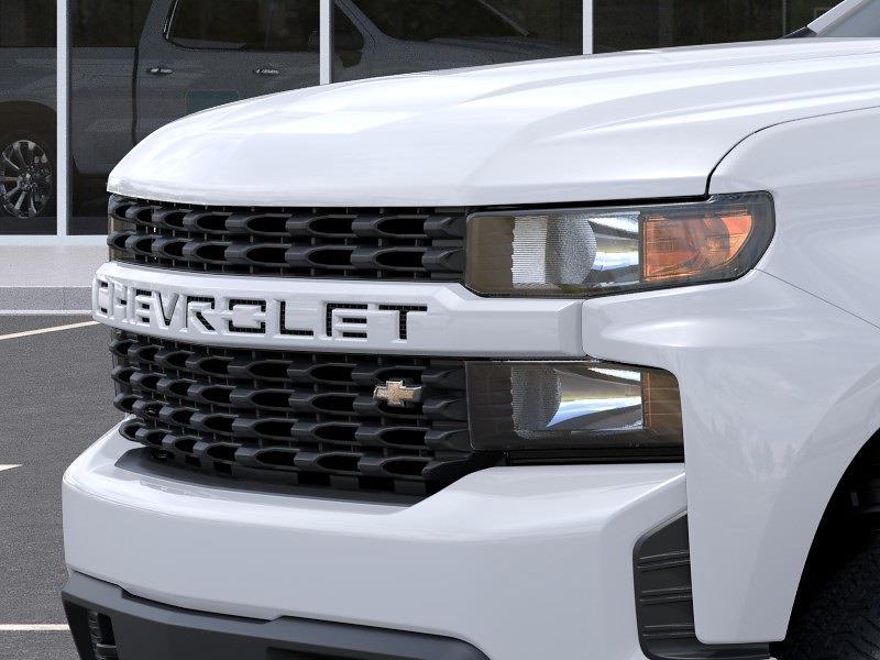 2021 Chevrolet Silverado 1500 Crew Cab 4x2, Pickup #1-355 - photo 11