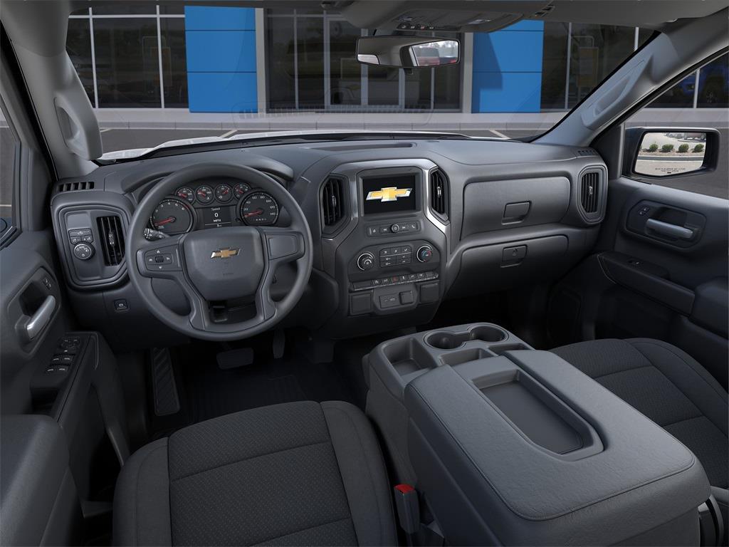 2021 Chevrolet Silverado 1500 Crew Cab 4x2, Pickup #1-355 - photo 12