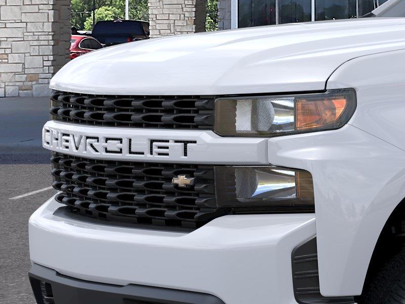 2021 Chevrolet Silverado 1500 Crew Cab 4x2, Pickup #1-355 - photo 31