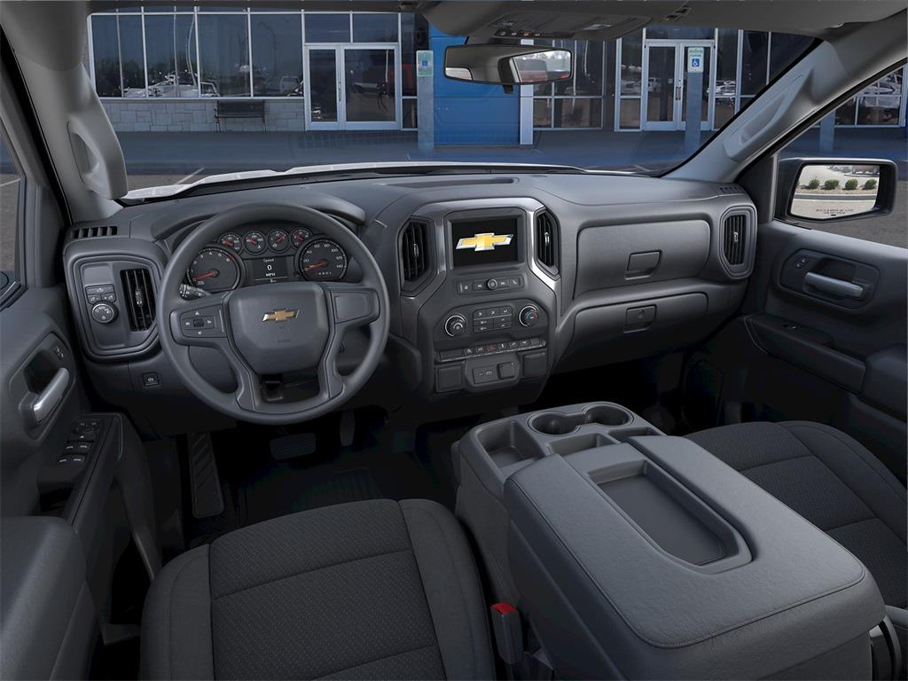 2021 Chevrolet Silverado 1500 Crew Cab 4x2, Pickup #1-355 - photo 32