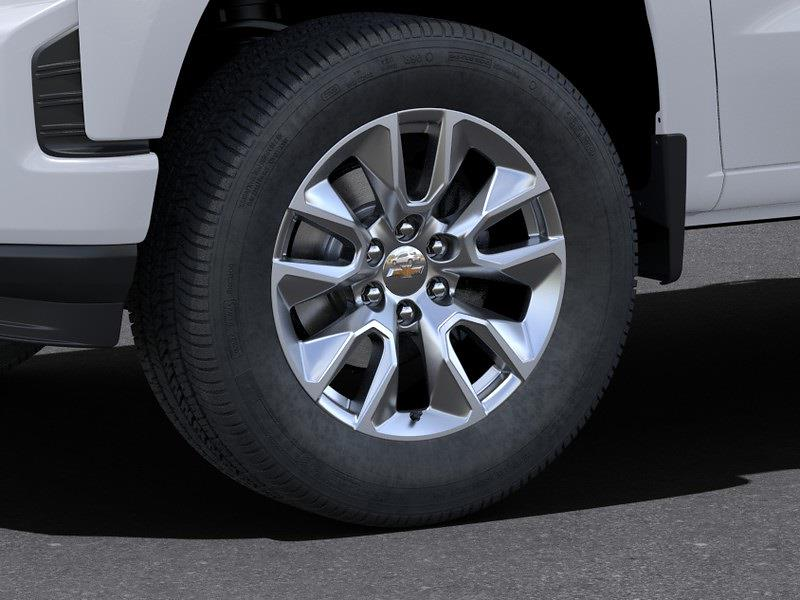 2021 Chevrolet Silverado 1500 Crew Cab 4x2, Pickup #1-355 - photo 7