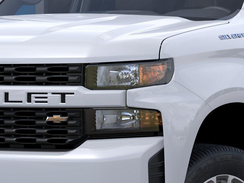 2021 Chevrolet Silverado 1500 Crew Cab 4x2, Pickup #1-355 - photo 8