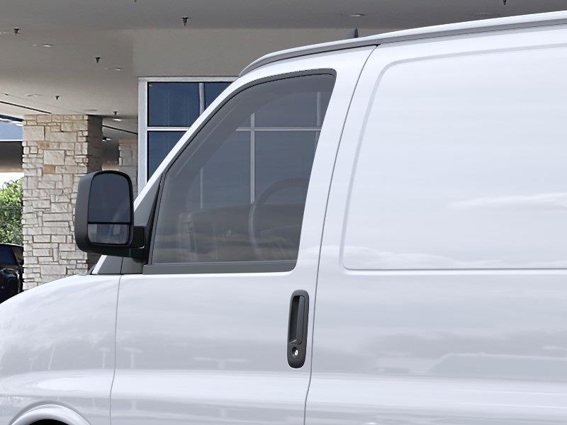 2021 Chevrolet Express 2500 4x2, Empty Cargo Van #ZBVX12 - photo 10