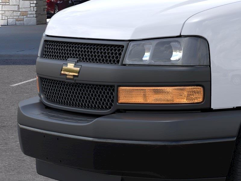 2021 Chevrolet Express 2500 4x2, Empty Cargo Van #ZBVX12 - photo 11