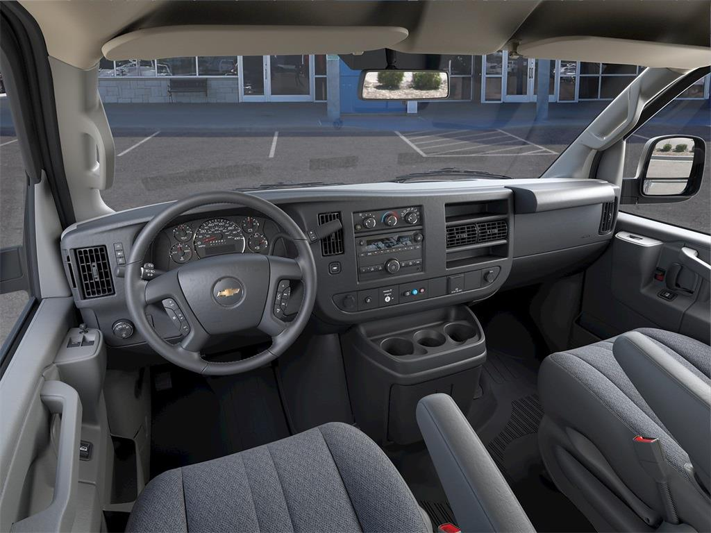 2021 Chevrolet Express 2500 4x2, Empty Cargo Van #ZBVX12 - photo 12