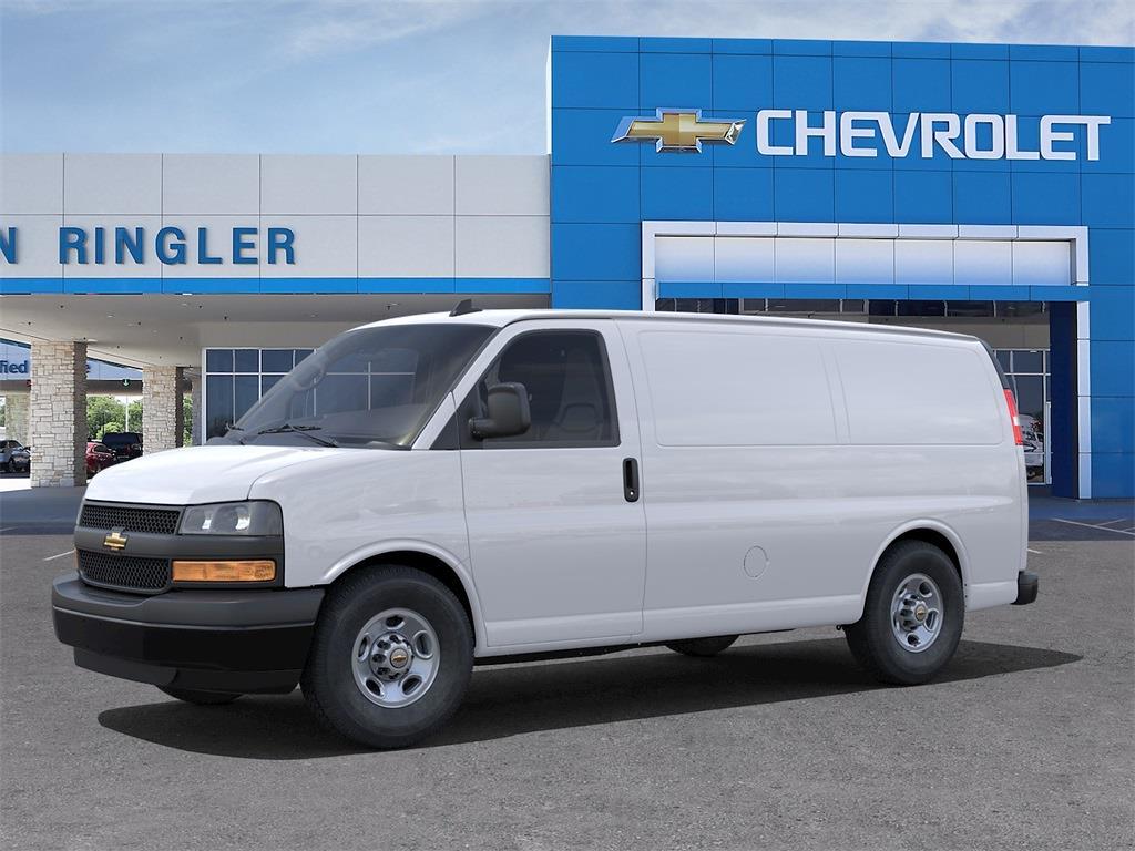 2021 Chevrolet Express 2500 4x2, Empty Cargo Van #ZBVX12 - photo 3