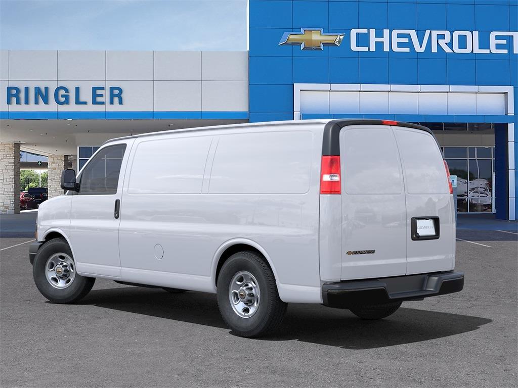 2021 Chevrolet Express 2500 4x2, Empty Cargo Van #ZBVX12 - photo 4