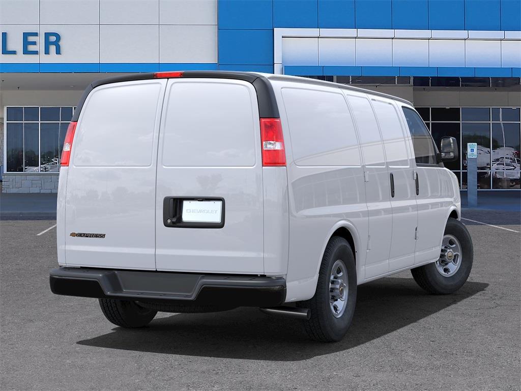 2021 Chevrolet Express 2500 4x2, Empty Cargo Van #ZBVX12 - photo 2