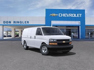 2021 Chevrolet Express 2500 4x2, Empty Cargo Van #ZBVX12 - photo 1
