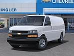 2021 Chevrolet Express 2500 4x2, Empty Cargo Van #ZBVX12 - photo 6