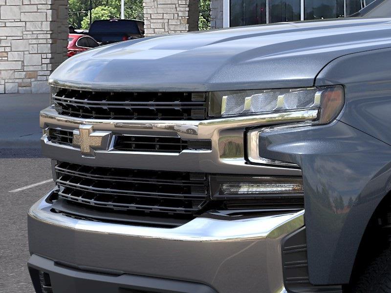 2021 Chevrolet Silverado 1500 Crew Cab 4x4, Pickup #1-551 - photo 11