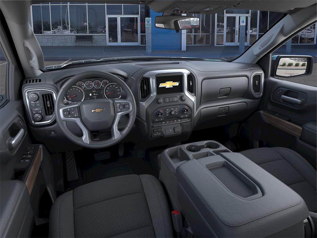 2021 Chevrolet Silverado 1500 Crew Cab 4x4, Pickup #1-551 - photo 12