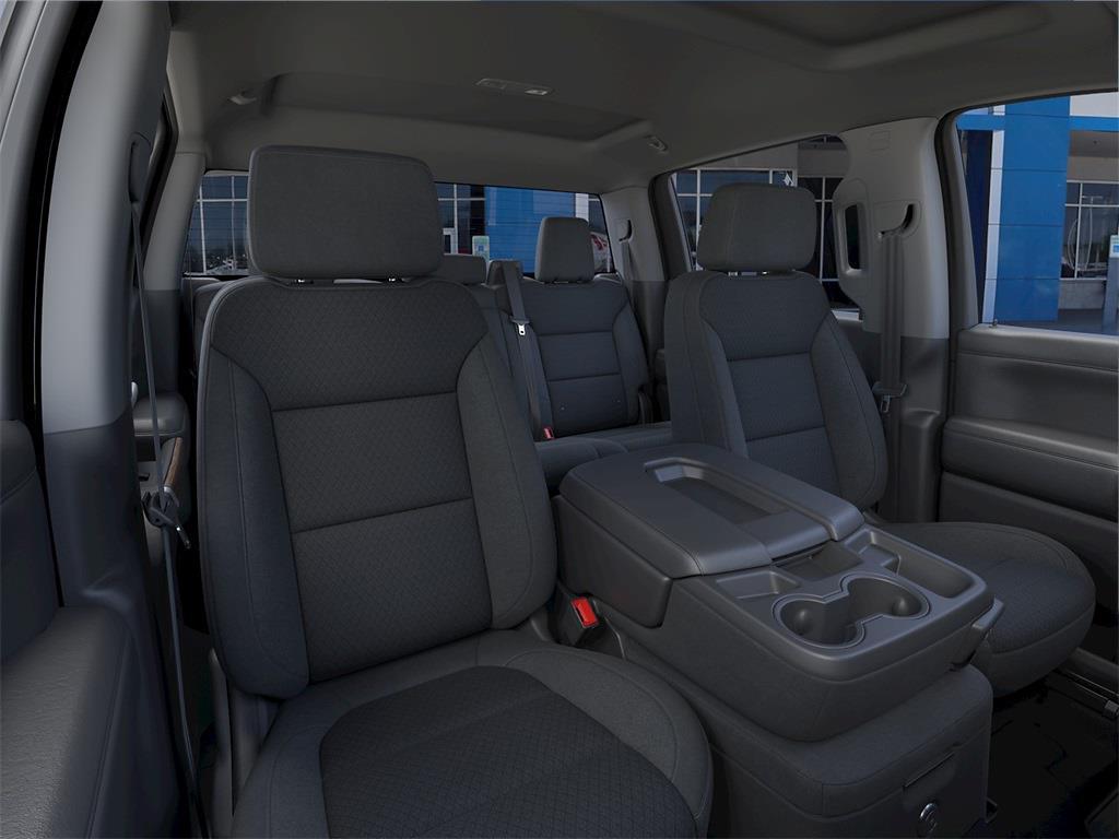 2021 Chevrolet Silverado 1500 Crew Cab 4x4, Pickup #1-551 - photo 13