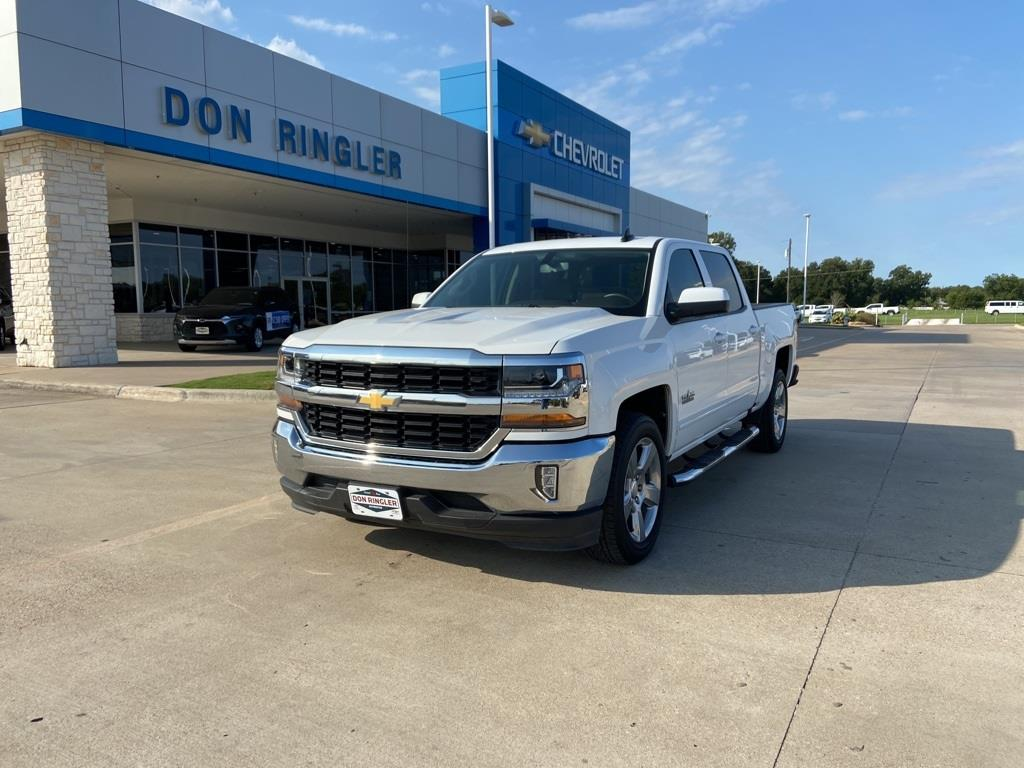 2018 Chevrolet Silverado 1500 Crew Cab 4x2, Pickup #C0-444XA - photo 1