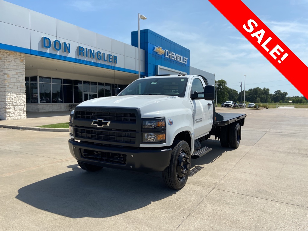 2020 Chevrolet Silverado 4500 Regular Cab DRW 4x2, Cab Chassis #C0-502 - photo 1