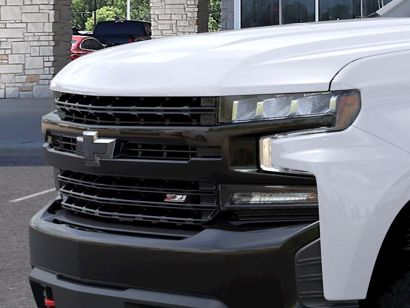 2021 Chevrolet Silverado 1500 Crew Cab 4x4, Pickup #1-471 - photo 11