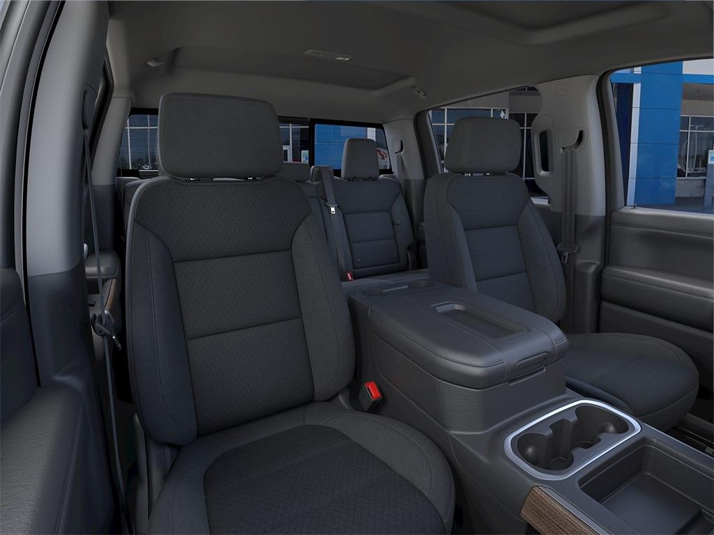 2021 Chevrolet Silverado 1500 Crew Cab 4x4, Pickup #1-471 - photo 13